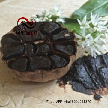 Anti-Aging Organic Black Garlic With FDA Certificate