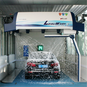 Leisu wash magic 360 touchless robotic car wash