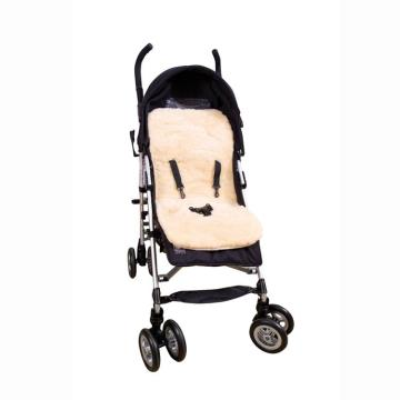 Mother care sheepskin stroller liner