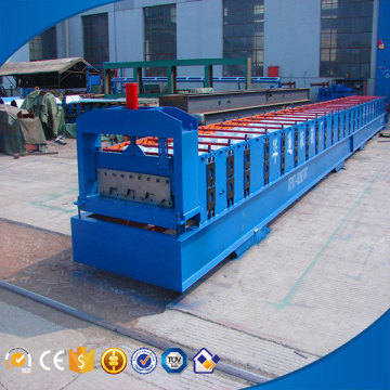 Hot product H shape steel welding deck floor roll forming