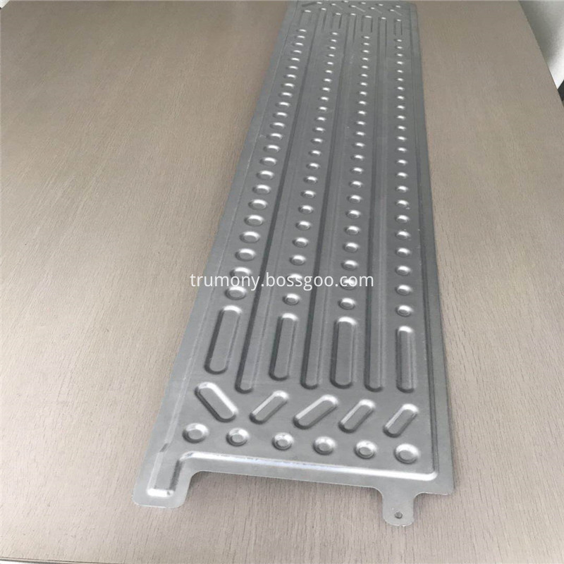 Aluminum Brazed Water Cooling Plate21