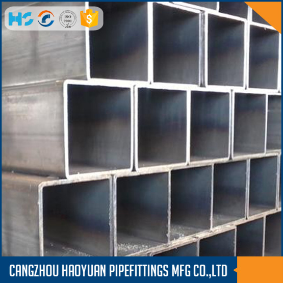 Galvanized Black Annealing Hollow Section Rectangular Tube