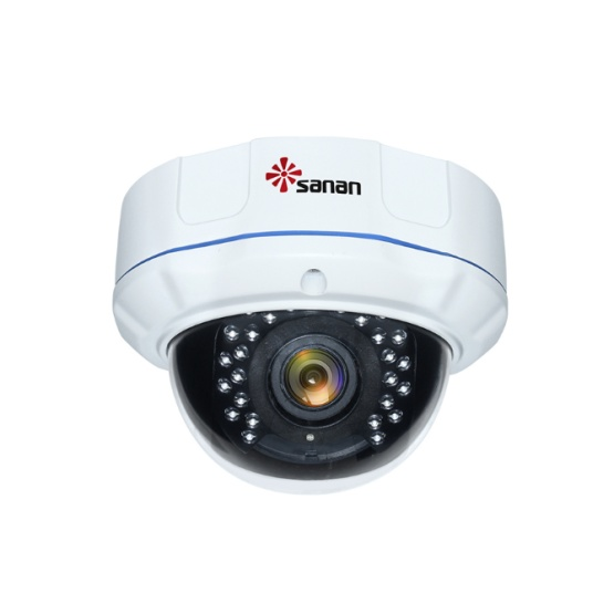 Vandal-Proof 4 in 1 AHD Dome Camera
