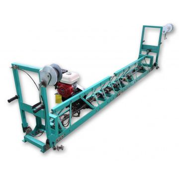 Frame type concrete leveling machine