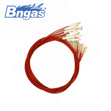 Gas water heater parts spark ignition electrode