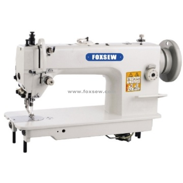 Top and Bottom Feed Heavy Duty Lockstitch Sewing Machine