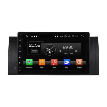 Full-touch screen android car dvd for E39