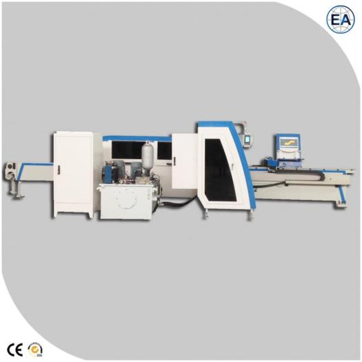 Busbar Punching And Shearing Machine For Metal