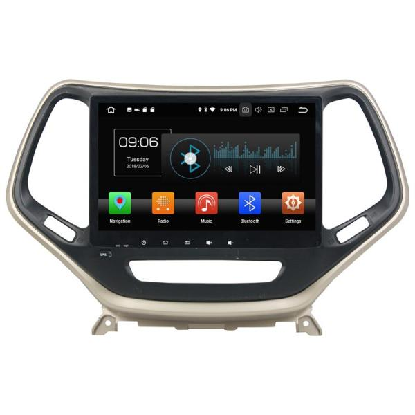 High Quality 2 Din Jeep Cherokee 2016-2017