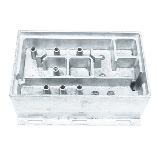 Aluminum Die Casting Telecommunication Box
