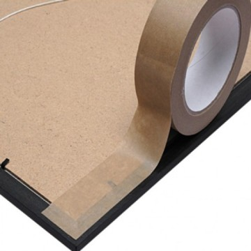 kraft reinforced gummed packing tape