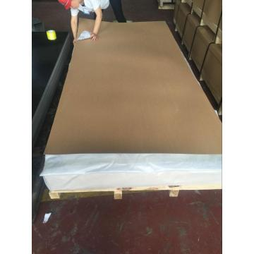 aluminum sheet with alloy 6061T6 size 50mm