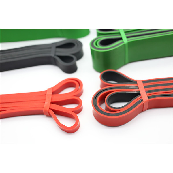 Strong Stretch Flat Loop Resistance Band