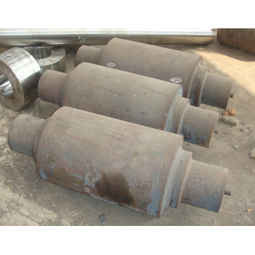 Chain wheel shaft forging blank