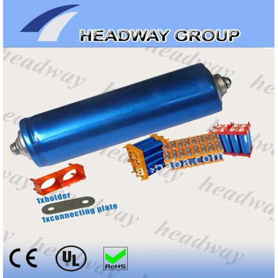 Rechargeable Li ion Battery HW40152S-15Ah for Energy Storage