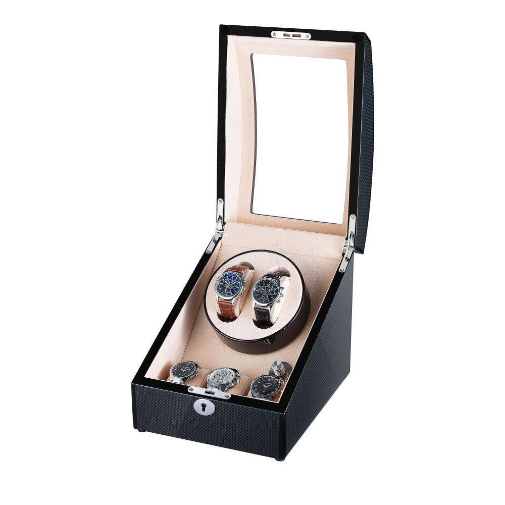 Single Rotor Watch Winder For Five watches