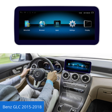 Stereo For Mercedes Benz GLC C Class W205