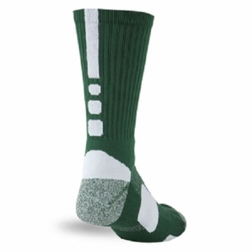 custom colors available youth basketball socks
