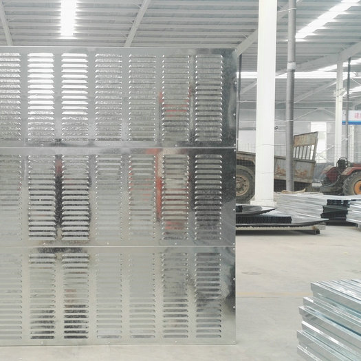 Galvanized RigidMovingSound Barrier PC Sound InsulationBoard