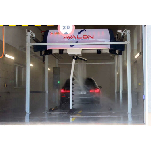 Eco green auto clean car wash machine