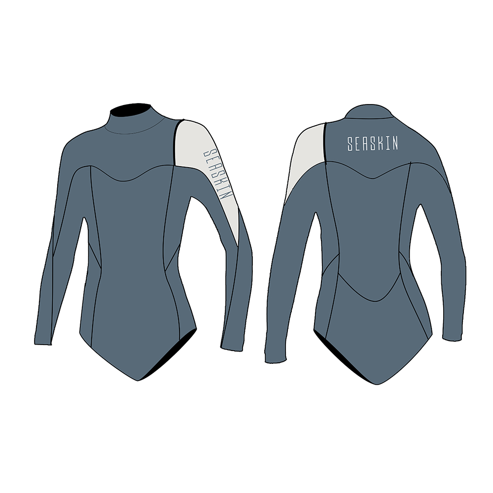 Seaskin Lady Surf Suit