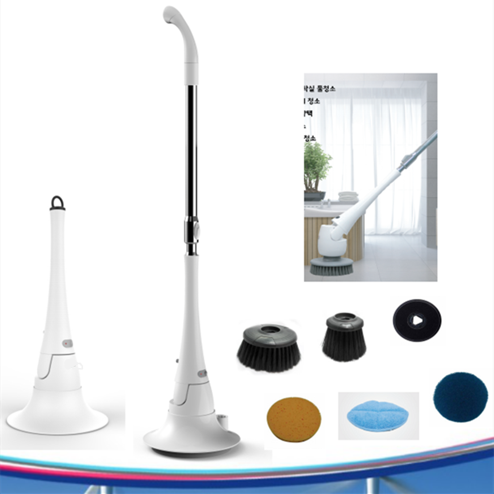 Electric Scrubber Bathroom Cleaner (1)