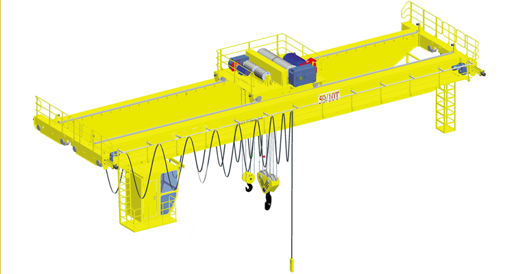 20ton Overhead Bridge Crane