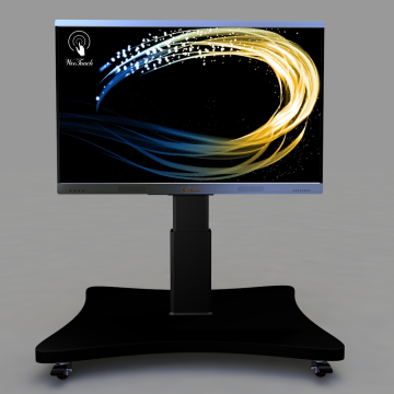 65 inches AI touch panel with Automatic stand
