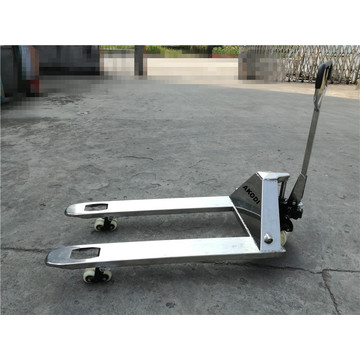 Non-corrosive Stainless Steel Pallet Truck