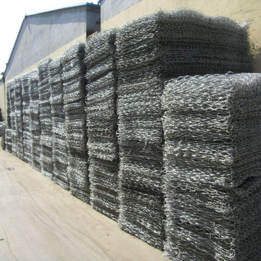 High Zinc Coated Gabion Box Wire Mesh