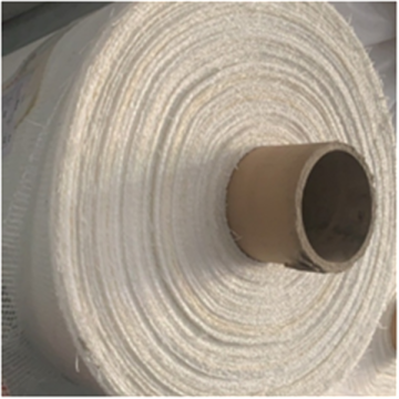 Rayon Mesh With Polypropylene Backing