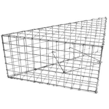 Single Wire Gabion Triangle