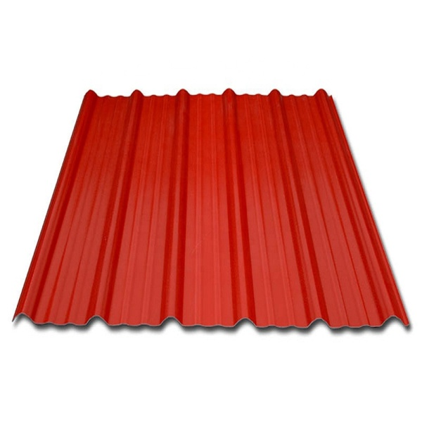 Colombia trapezoidal roof sheets for warehouse