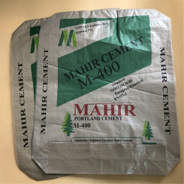 50 kg cement bag by starlinger machine
