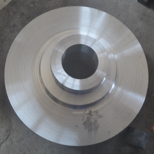 Hot Forging Temperature Wheel Forging Process Open Die