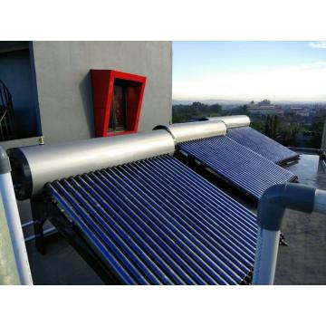 Heat pipe pressurized solar water heater 150L