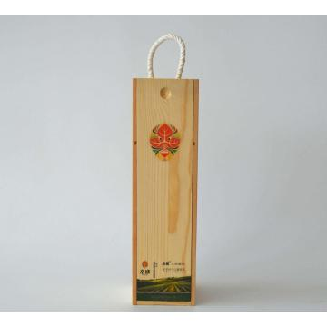 Bamboo Wine Packaging Box