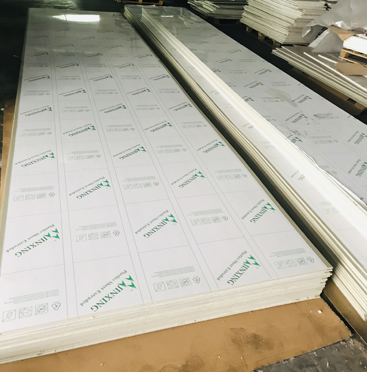 2-30mm PP Sheet Polypropylene Plastic Sheet