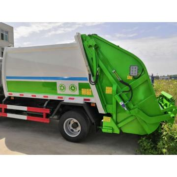 Brand new Dongfeng 115hp 6cbm Refuse Collection Truck