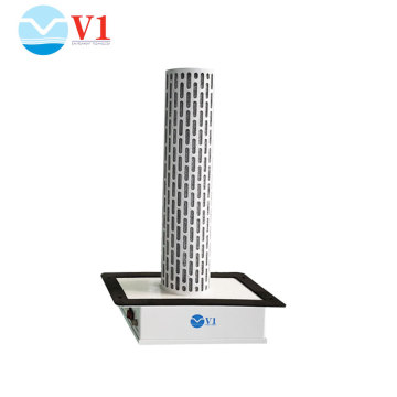 HVAC UV Light Air Sterilization for Room