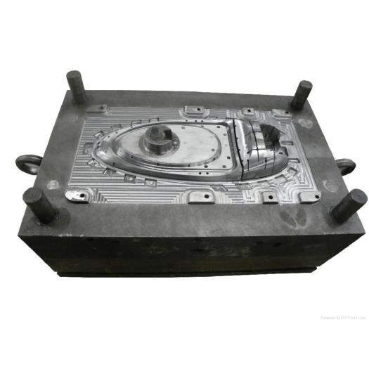Street Light Shell Die Casting Mould Making