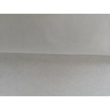 White Spunlace Cleaning Wipes Nonwoven Fabric