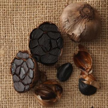 Organic Black Garlic Fermented From Black Garlic Machine