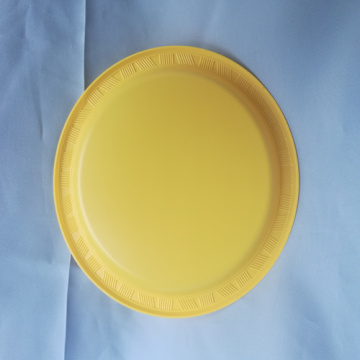 Food Grade PP Standard Party Plates