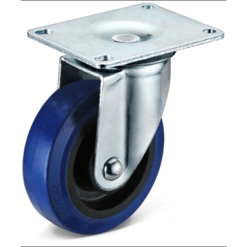Trolley casters made of pp material