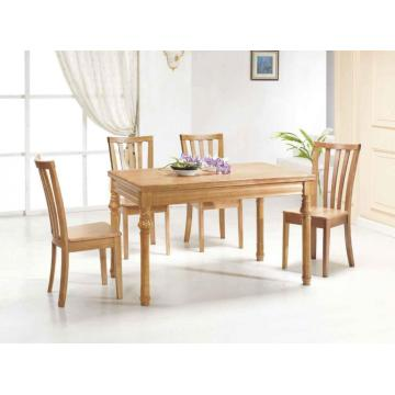 Household Carbonized Bamboo Table