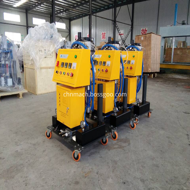 foam insulation machine