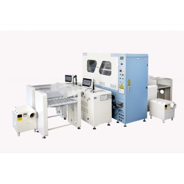 Four Heads Down Garment Filling Machine