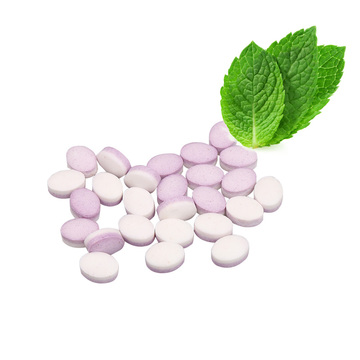 Factory price  candy tablet sugar stevia mints