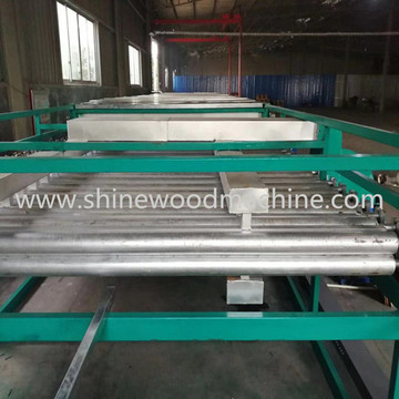 Roller Type Veneer Drying Machine for Sale